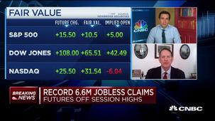 رشد شاخصهای سهام آمریکا در دقایق اولیه بازار بعد از افزایش قیمت نفت