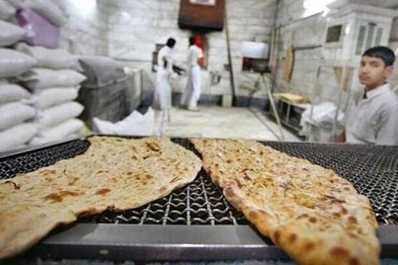 قیمت گندم و آرد نانوایی ها تغییر نکرده است