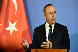 چاووش اوغلو: ترکیه در قبال تحرکات آمریکاییها بیتفاوت نیست