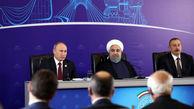 نشست سه جانبه روسای جمهوری ایران، روسیه و آذربایجان به تعویق افتاد