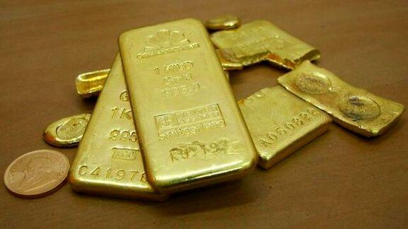 طلا افزایش یافت