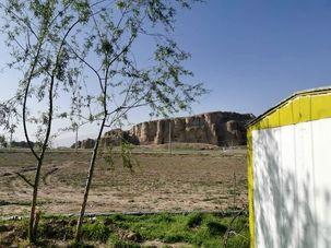 عملیات حفر پاه در مجموعه تاریخی نقش رستم در استان فارس ممنوع شد