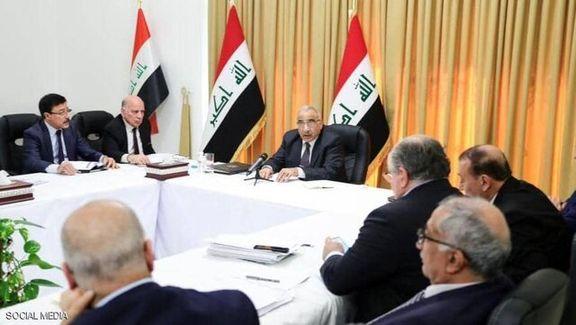 تهدید عراق علیه تظاهر کنندگان/سرنگونی دولت به نفع شما نیست
