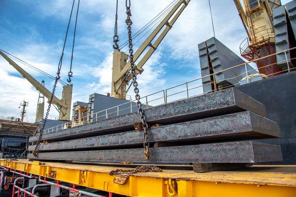 جهش 15 درصدی قیمت پلیت فولادی دریای سیاه در یک روز