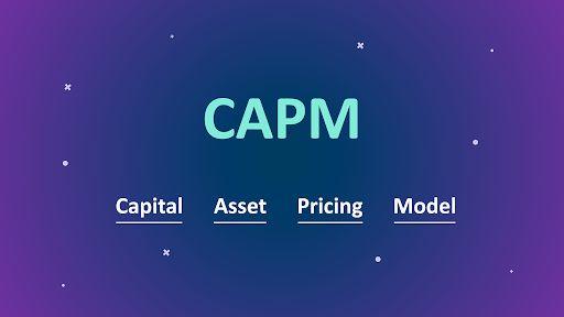 قیمت گذاری بر اساس داراییهای سرمایهای (CAPM)