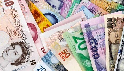 افزایش نرخ رسمی ۳۱ ارز از سوی بانک مرکزی
