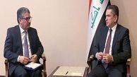 سفیر کویت با نخست وزیر جدید بغداد دیدار کرد