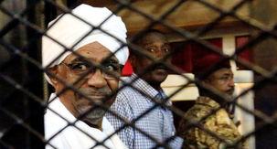 عمرالبشیر به دو سال زندان محکوم شد