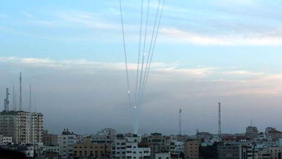 تنش ها در غزه کاهش یافت/اعلام آتش بس در نوار غزه