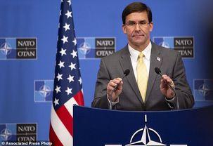 وزیر دفاع آمریکا: قراری با کردهای سوریه برای ساخت کشور مستقل نداده ایم