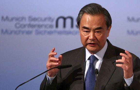 هشدار وزیر امور خارجه چین به دولت ایالات متحده