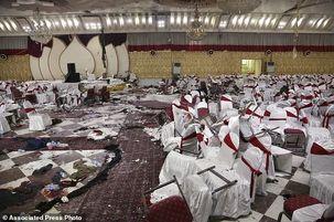 طالبان مسئولیت به خاک و خون کشیدن روحانیون در هتل اورانوس کابل را نپذیرفت