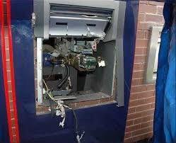 دو دستگاه خودپرداز سرقت شد