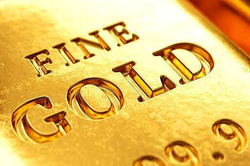 سقوط آزاد طلا  همزمان با سخنرانی پاول