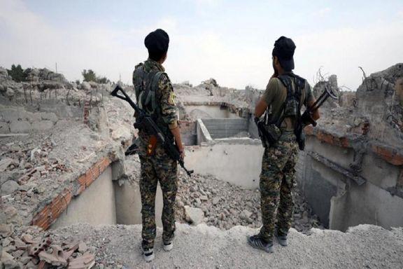 حمله انتحاری گروه تروریستی داعش در الرقه پنج کشته برجای گذاشت