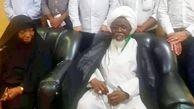 هواپیمای شیخ زکزاکی وارد نیجریه شد
