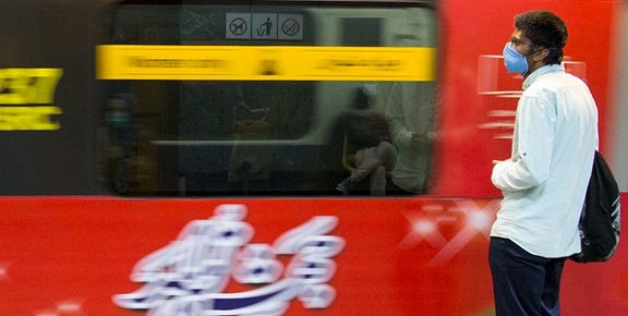 پوشیدن ماسک در اتوبوس و مترو از فردا اجباری است