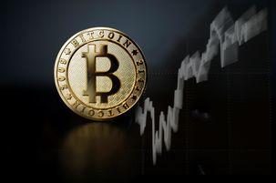 افزایش شدید 1500 دلاری بیت کوین در لحظات آغازین 15 اکتبر
