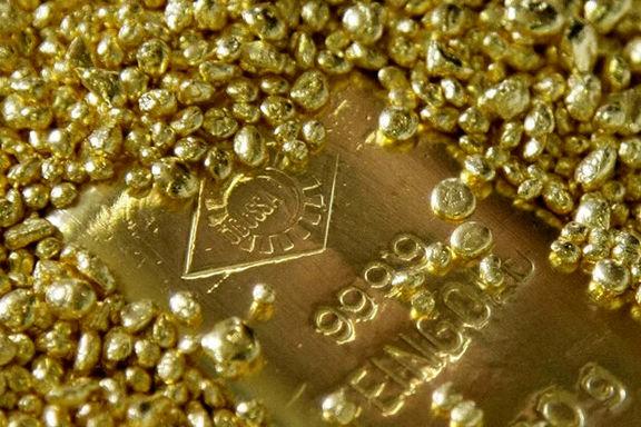 افت قیمت جهانی طلا/ هر اونس ۱۷۵۴ دلار
