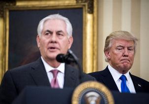 ترامپ: تیلرسون مردی احمق است