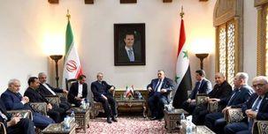 رئیس مجلس شورای اسلامی: ایران همواره کنار کشور دوست و برادر خود سوریه می ماند
