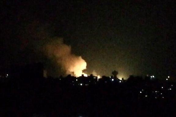 حملات هوایی گسترده علیه دمشق تکذیب شد