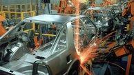 رشد تولید خودرو افزایش تقاضای فولاد را در پی دارد