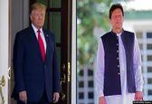 عمران خان وارد واشنگتن شد / دیدار ترامپ و عمران خان در واشنگتن