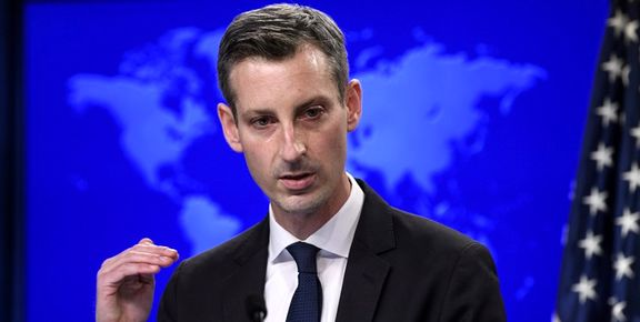 واشنگتن فعلا گزینههای روی میز  برای تعامل با ایران را رو نمیکند!
