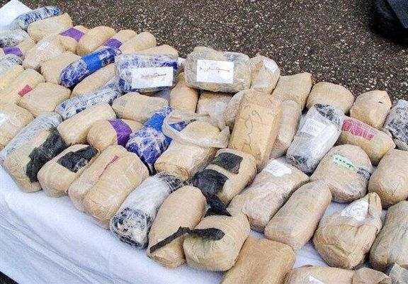 کشف 20 تن مواد مخدر در اصفهان