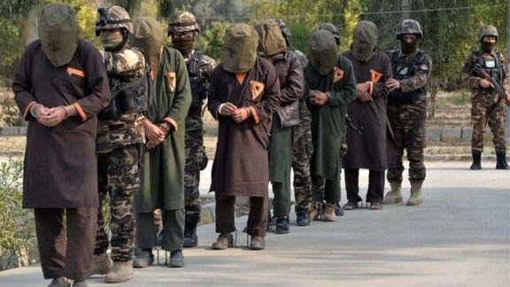 دولت کابل مانع آزادی زندانیان طالبان شد