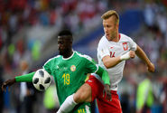 لهستان 1 -  2 سنگال
