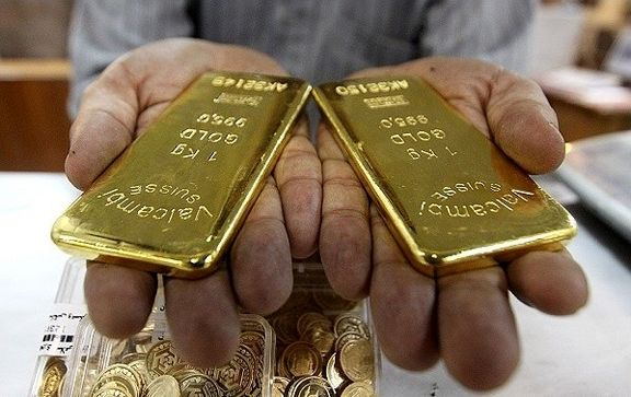 شمش طلا در بانک کارگشایی به حراج گذاشته می شود