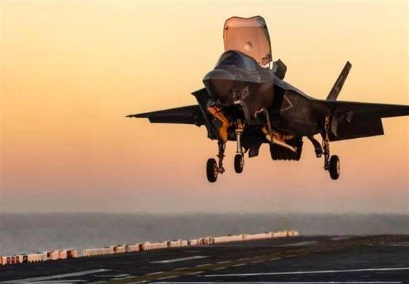 آمریکا تصمیم به فروش اف 35 به امارات را گرفت