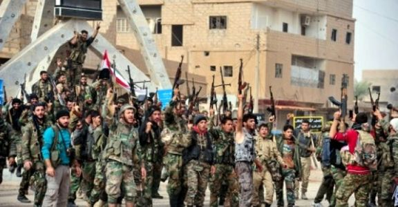 داعش به سوریه برگشت