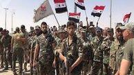 دولت سوریه از پیروزی علیه تروریست ها خبر داد
