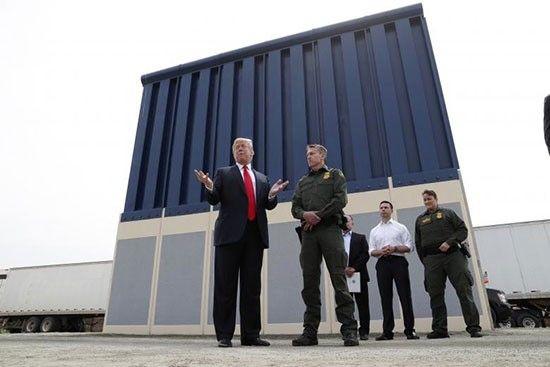 نه به دیوار مکزیک نه به دیوار اقتصادی بین ایران و جهان است