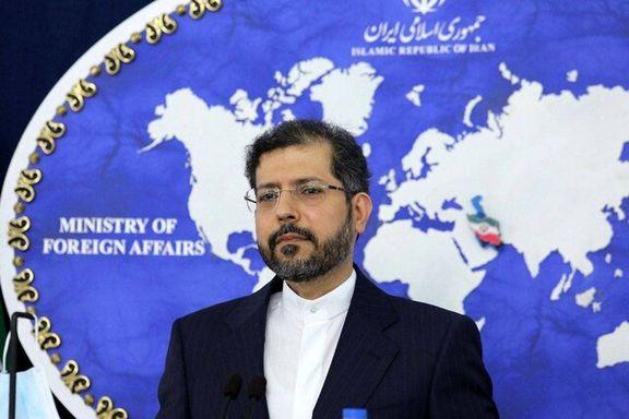 خطیبزاده: در مورد امنیت ملی مان با هیچ کس شوخی نداشته و نداریم