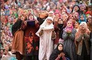 دولت پاکستان خواستار توجه جامعه ملل به زنان کشمیر شد