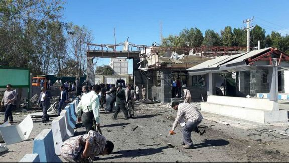 گروهک انصار الفرقان مسئولیت حمله تروریستی چابهار بر عهده گرفت