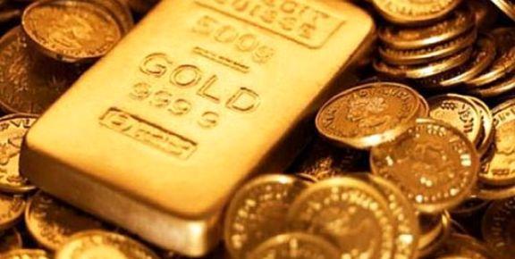 قیمت طلا به 1335.53 دلار افزایش یافت