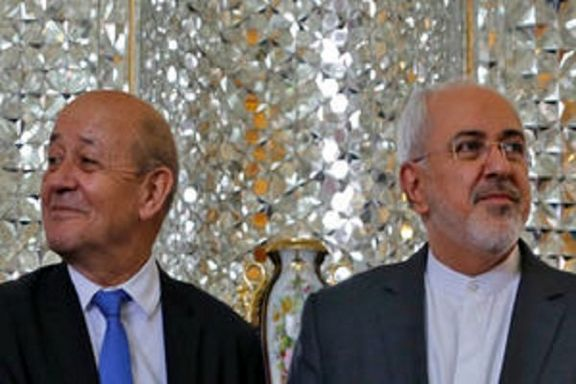 وزیر خارجه فرانسه مدعی شد: تحریمهای بسیار سخت علیه ایران اعمال خواهیم کرد