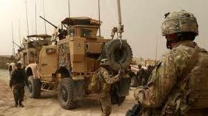 نیروهای آمریکایی در افغانستان هدف حمله انتحاری طالبان قرار گرفتند