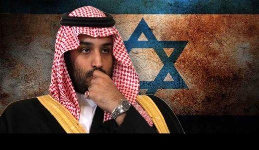 بن سلمان یک قطعه از خاک عربستان را به رژیم صهیونیستی هدیه می کند