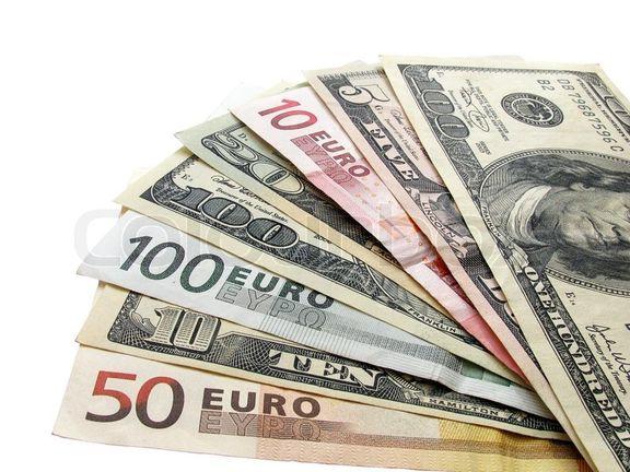 افزایش ارزش یورو در برابر دلار با بهبود روابط آمریکا و چین