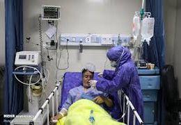بیمارستانهایی پر از بیماران کرونایی
