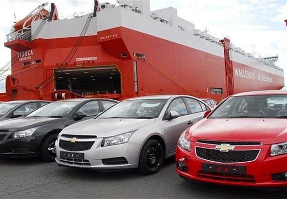 عوارض ورودی خودروهای سواری اعلام شد