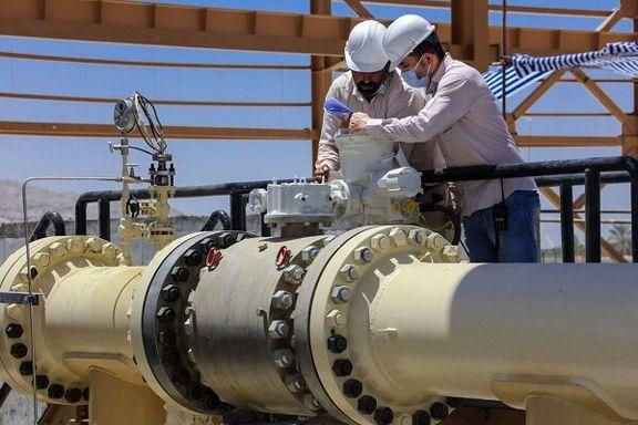 ظرفیت ذخیرهسازی نفت در جاسک افزایش مییابد