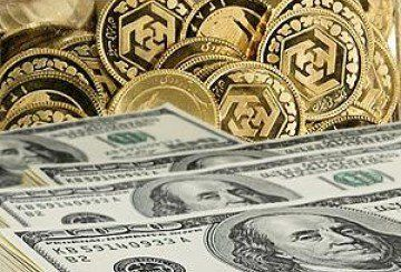 دلار به کانال ۱۳,۰۰۰ تومان بازگشت/ سکه چهار میلیون و ۷۵۰ هزار تومان