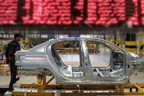 گروه خودرو بیشترین حجم و ارزش معاملات بازار را کسب کرد
